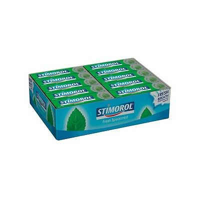 Stimorol Fresh Spearmint - 30 pcs