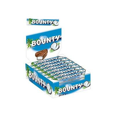 Bounty lait - 24 pcs