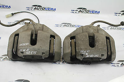 BMW E60 E61 E63 E64 535d 550i 635d 650i SUPPORT FRONT BRAKE CALIPERS