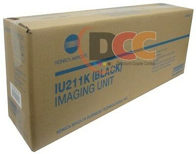 Iu211K Genuine Konica Minolta Bizhub C203 C253 Black Imaging Unit