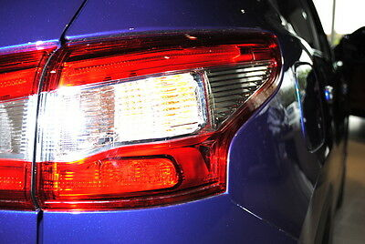 Nissan Qashqai 2014 on Rear Light Unit Off Side Outer New Genuine 265504EA0A