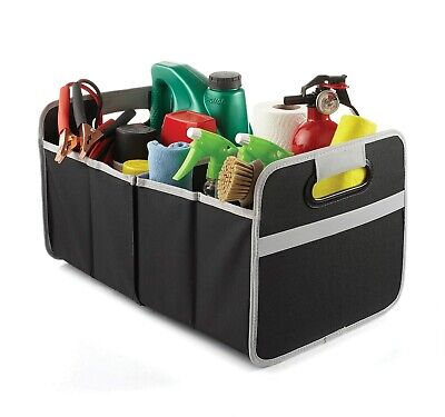 Jumbo Multi-Purpose Car/SUV trunk Organizer Perfect to keep all your tools