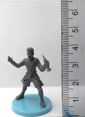 30mm Scale Miniatures: Lycanthrope Scientist  x 1 Grey Plastic