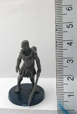 30mm Scale Miniatures: Paragon Angel A  x 1 Grey Plastic