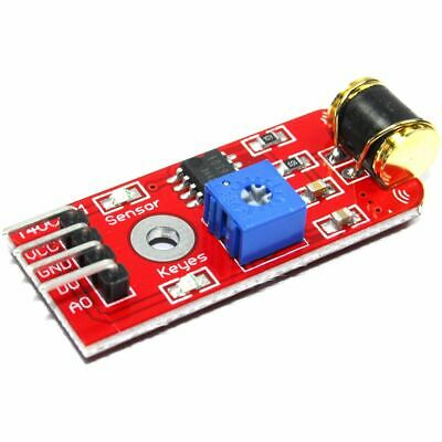 Keyes Vibration Sensor Module KY-075 801S 20cm Infrared Arduino Pi Flux Workshop