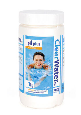 ClearWater - 1KG PH Increaser - Increases PH level of pool water