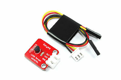 Keyes LM35 Temperature Sensor KY-051 20cm Celcius Arduino Pi Flux Workshop
