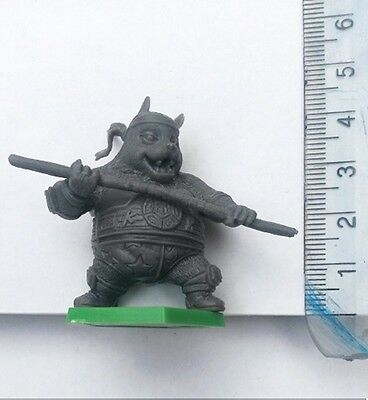 30mm Scale Miniatures:Kung Fu Panda Monium Star  x 1 Grey Plastic