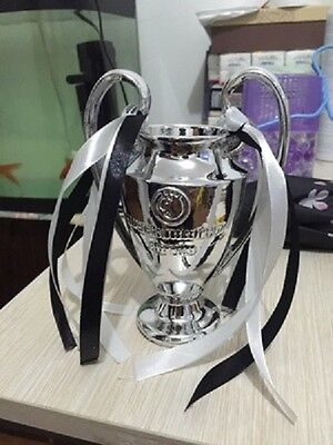 Trofeo Uefa CHAMPIONS LEAGUE copa Real Madrid TROPHY Replica 16cm LITTLE size