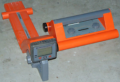 Metrotech 9860 XT Underground Cable, Wire,Pipe Line Fault Locator
