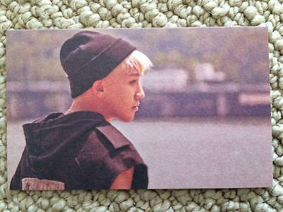Bigbang Made [E] Photo Card Only - Seungri