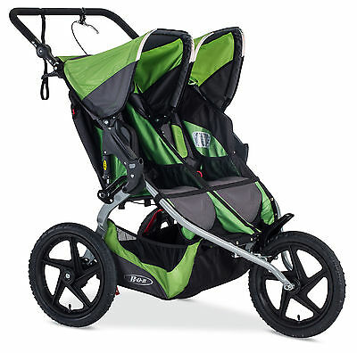 Bob 2016 Sport Utility Duallie Stroller in Meadow Brand New!!  Open Box!!