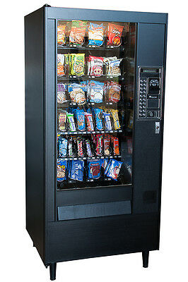 Automatic Product Snackshop AP 112 4 Column Wide Snack Vending Machine