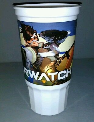 Taco Bell Overwatch Tracer Collectible Cup
