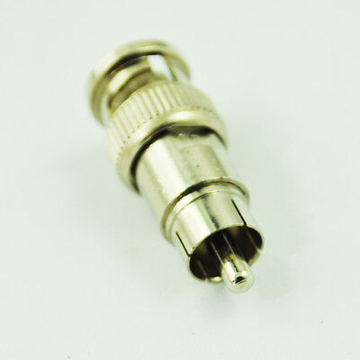 B3 BNC Male to RCA Male Adapter