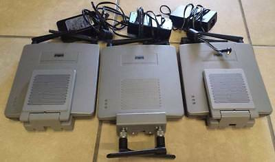 Cisco aironet 1231 with 3 power adapters 2.4&5ghz