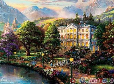 Ceaco The Sound of Music Jigsaw Puzzle 1000 Piece by Thomas Kinkade