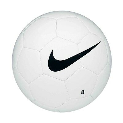 Nike Team Training Soccer Ball- White- Size 5, 4, 3- 100% Official Nike Product