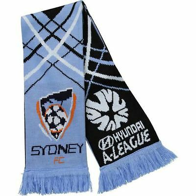 Sydney FC Supporters Scarf- 100% Official A-League Produc