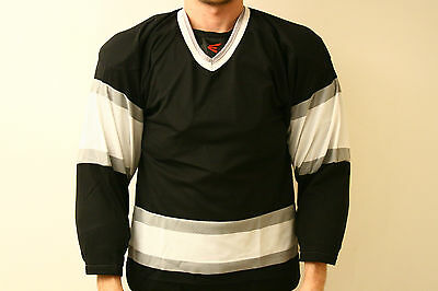 NEW CCM GAME JERSEY Los Angeles Kings SIZE - SENIOR