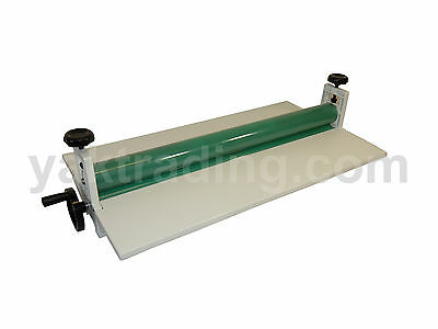 Manual Cold Roll Mount Laminator 29 inch Laminating NEW