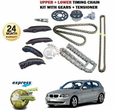 For Bmw 116D 118D 120D 123D 2007-2013 New Timing Chain + Gears + Oil Pump Kit