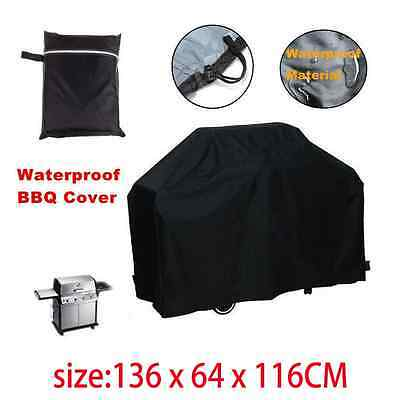 Dustproof Waterproof BBQ Cover Outdoor Patio Barbeque Grill Protector Holiday