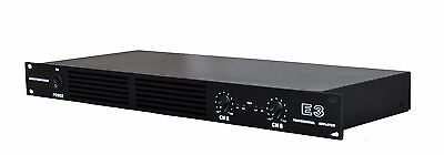 digital POWER SWITCH AMP 1 HE amplificador/Amplificador 2,3 kg 1100 VATIOS RMS