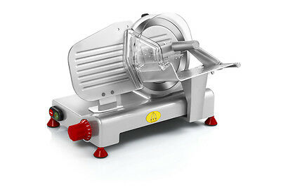 TRE SPADE Affettatrice elettrica DOMUS 195/CE - Electric slicer- Made in Italy