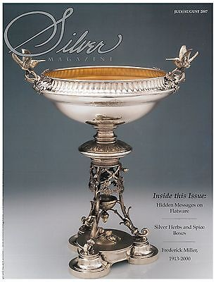 Silver Magazine - Entire 2007 Year - New
