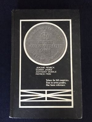 The Guidebook and Catalogue of British Commonwealth Coins