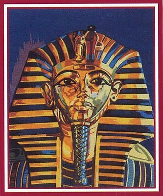 TAPESTRY CANVAS - COLLECTION d'ART  - PHAROH