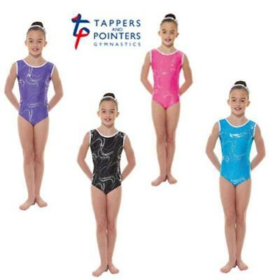 Bambina Body Ginnastica PALESTRA 35 Nuovo Carnival Range - Tappers & Pointers