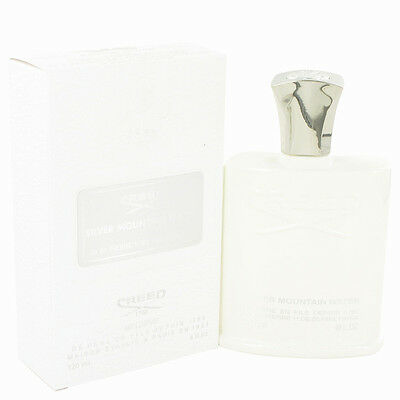 Silver Mountain Water by Creed - Millesime Spray 120ml