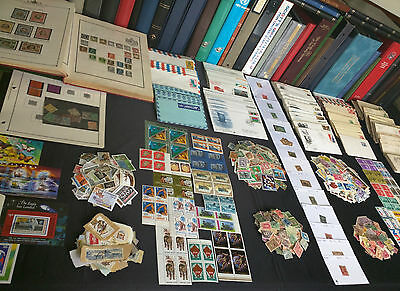 ✯ US and Worldwide Stamp Collection Estate Find✯ Covers FDCs Mint ✯ 650+ Stamps✯