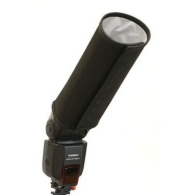 Micnova Professional Light Modifier Flash Snoot Speed for Canon Nikon Sony Flash