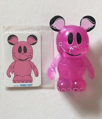 Clear Pink Elephant Animation Series 1 Chaser - Variant - Dumbo - Disney