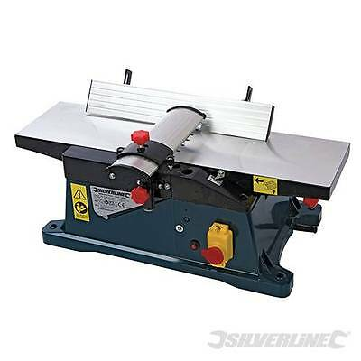 1800W BENCH PLANE 150mm HEAVY DUTY TABLE PLANER WOOD PLASTIC 3 YEAR GUARANTEE
