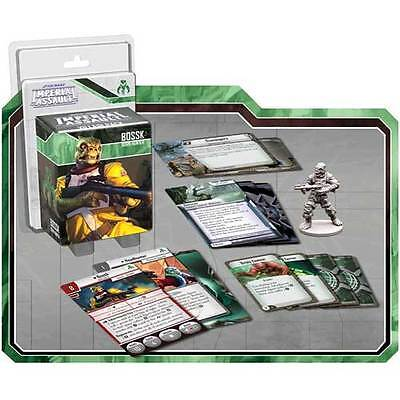 Star Wars - Imperial Assault Bossk Villain Pack NEW Fantasy Flight Games