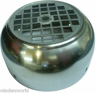 Electric Motor Fan Cover - Fan Cowl, Electric Motor Spares, Frame Size 100
