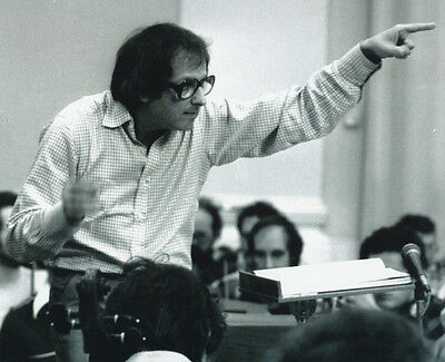 Andre Previn Unsigned Photo - 1031 - Pianist, Conductor And Composer