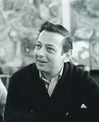 Andre Previn Unsigned Photo - 1035 - Pianist, Conductor And Composer