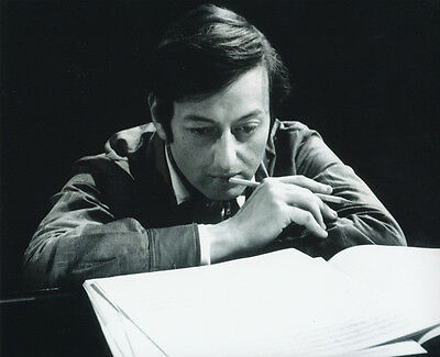 Andre Previn Unsigned Photo - 1040 - Pianist, Conductor And Composer