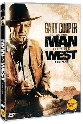 Man Of The West (1958) - Gary Cooper DVD *NEW