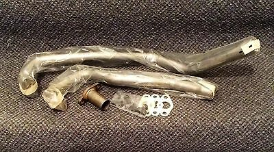 New Boss 429 Mustang heat tube set (brazed as original) with bolts & gaskets!