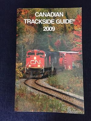 Canadian Trackside Guide 2009 Bytown Railway Society