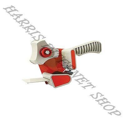 PARCEL PACKAGING TAPE DISPENSER GUN FOR 48mm or 50mm WIDE TAPES