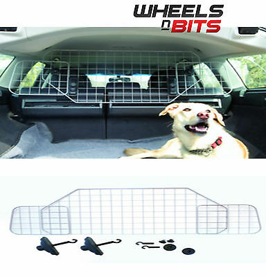Car Dog Pet Guard Barrier Safety Adjustable Mesh Headrest Protector Universal