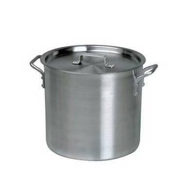 Heany Duty Aluminium Stock Pot with Lid 80lt