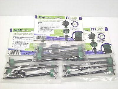MAZE Smart Drip Spike DRIPPERS x 12 3 packs gravity feed suitable MW-SS14 NEW